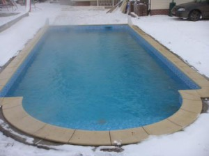 Подогрев бассейна