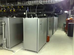 Промышленный тепловой насос