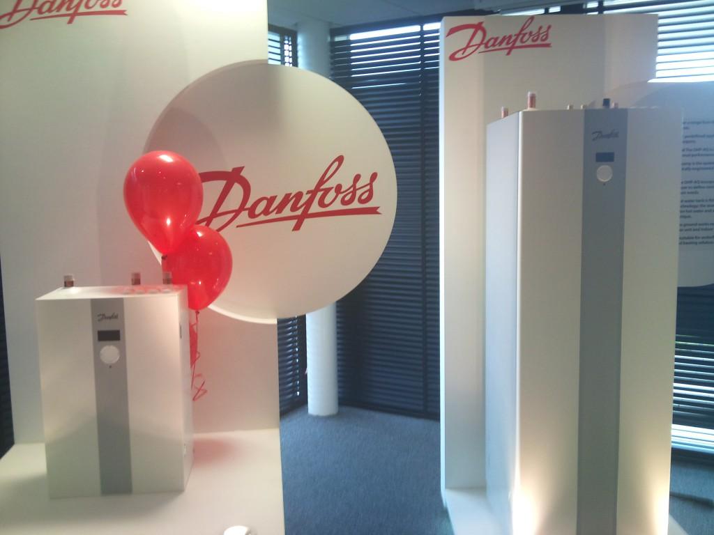 Тепловой насос Danfoss